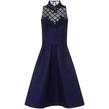 textil Dame Korte kjoler Little Mistress  Navy