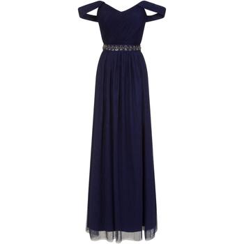 textil Dame Lange kjoler Little Mistress  Navy