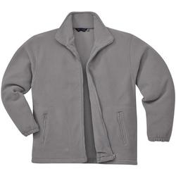 textil Herre Fleecetrøjer Portwest Argyll Grey