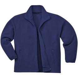 textil Herre Fleecetrøjer Portwest Argyll Navy
