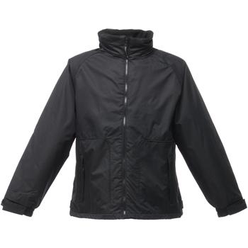 textil Herre Vindjakker Regatta TRA301 Black