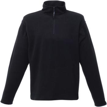 textil Herre Fleecetrøjer Regatta RG134 Black