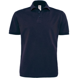textil Herre Polo-t-shirts m. korte ærmer B And C PU422 Navy
