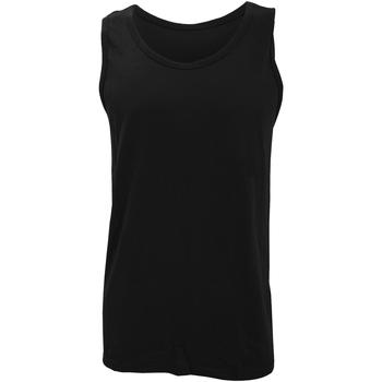 textil Herre Toppe / T-shirts uden ærmer Gildan 64200 Black