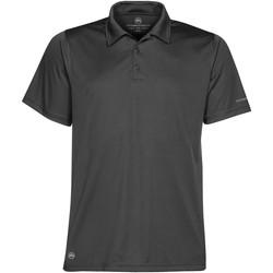 textil Herre Polo-t-shirts m. korte ærmer Stormtech ST669 Graphite