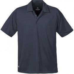 textil Herre Polo-t-shirts m. korte ærmer Stormtech ST669 Navy