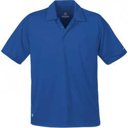 textil Herre Polo-t-shirts m. korte ærmer Stormtech ST669 Royal