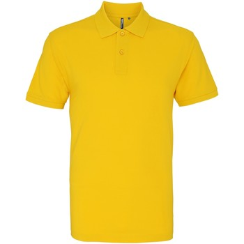 textil Herre Polo-t-shirts m. korte ærmer Asquith & Fox AQ010 Sunflower