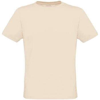 textil Herre T-shirts m. korte ærmer B And C Biosfair Natural