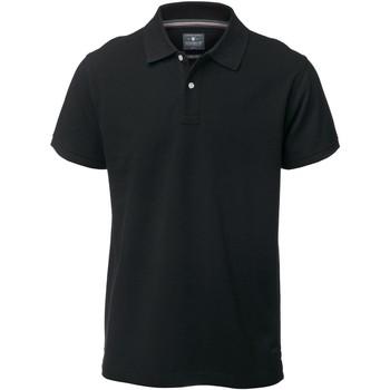 textil Herre Polo-t-shirts m. korte ærmer Nimbus NB37M Black