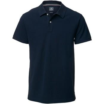 textil Herre Polo-t-shirts m. korte ærmer Nimbus NB37M Navy