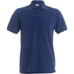 textil Herre Polo-t-shirts m. korte ærmer Kustom Kit KK408 Royal