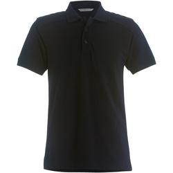 textil Herre Polo-t-shirts m. korte ærmer Kustom Kit KK435 Navy