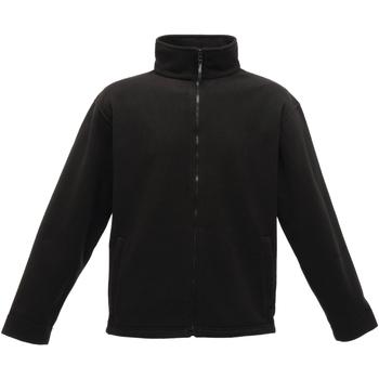 textil Herre Fleecetrøjer Regatta RG189 Black