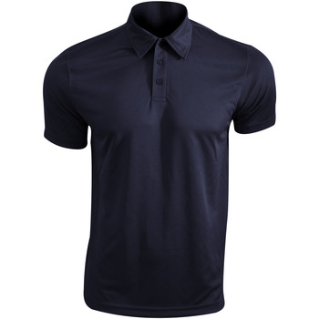 textil Herre Polo-t-shirts m. korte ærmer Kariban Proact PA482 Navy