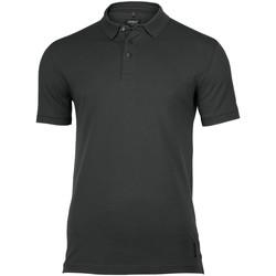 textil Herre Polo-t-shirts m. korte ærmer Nimbus NB52M Charcoal
