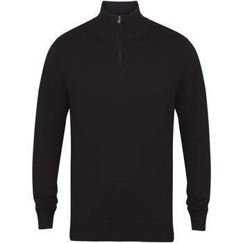 textil Herre Pullovere Henbury HB729 Black