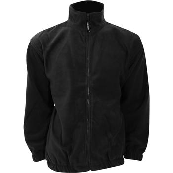 textil Herre Fleecetrøjer Grizzly KK903 Black