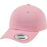 Accessories Herre Kasketter Yupoong YP022 Pink