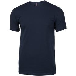 textil Herre T-shirts m. korte ærmer Nimbus Danbury Navy