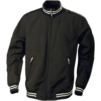textil Herre Jakker Harvest HR052 Black