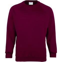 textil Herre Sweatshirts Maddins MD01M Burgundy