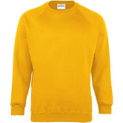 textil Herre Sweatshirts Maddins MD01M Sunflower