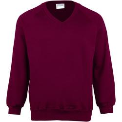 textil Herre Sweatshirts Maddins MD02M Burgundy