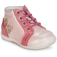 Sko Pige Høje sneakers GBB FRANCKIE Pink