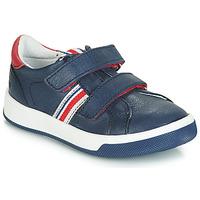 Sko Dreng Lave sneakers GBB NEVIS Blå