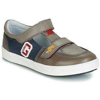 Sko Dreng Lave sneakers GBB VARNO Grå