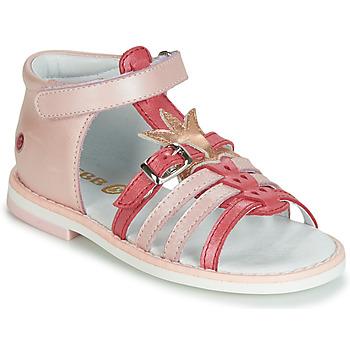 Sko Pige Sandaler GBB CARETTE Pink