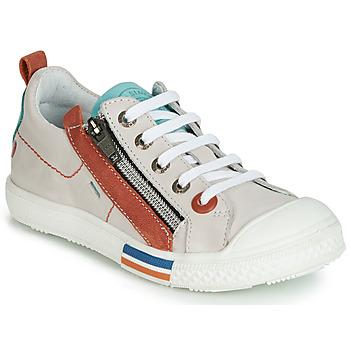 Sko Dreng Lave sneakers GBB STELLIO Hvid