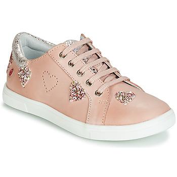 Sko Pige Lave sneakers GBB ASTOLA Pink