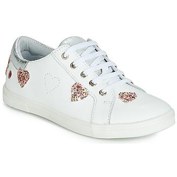 Sko Pige Lave sneakers GBB ASTOLA Hvid