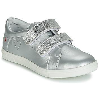 Sko Pige Lave sneakers GBB BALOTA Sølv