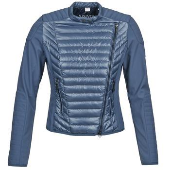 textil Dame Jakker / Blazere S.Oliver JONES Blå
