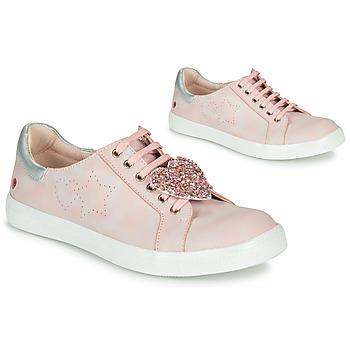 Sko Pige Lave sneakers GBB MUTA Pink
