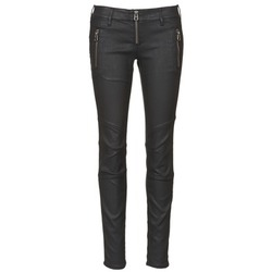 textil Dame Smalle jeans Replay ROLETTE Sort