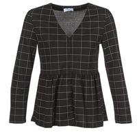 textil Dame Toppe / Bluser Betty London JILIU Sort