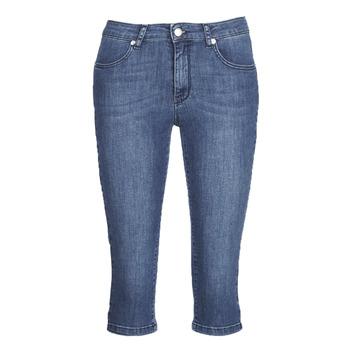 textil Dame Halvlange bukser Yurban JATARA Blå / Medium