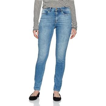 textil Dame Jeans - skinny Wrangler ® High Rise Skinny 27HX794O blue