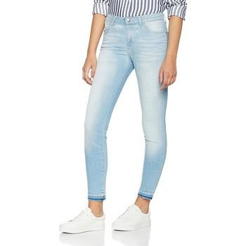 textil Dame Jeans - skinny Wrangler Skinny Sunkissed W28KLE86K blue