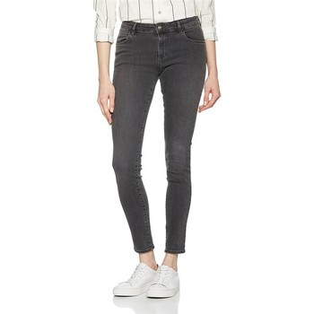 textil Dame Jeans - skinny Wrangler Skinny Ash W28KLX86O grey