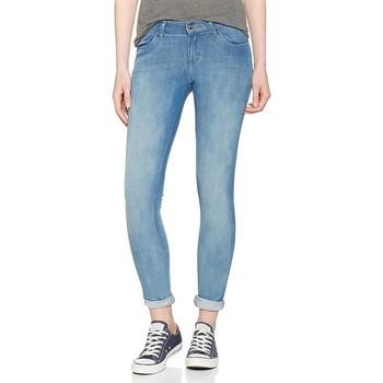 textil Herre Jeans - skinny Wrangler Super Skinny W29JPV86B blue