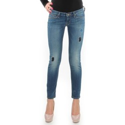 textil Dame Jeans - skinny Lee Lynn Skinny L357DNXA blue