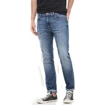 textil Dame Smalle jeans Lee Rider L701ACDK blue