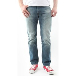textil Herre Lige jeans Lee Blake Worn Green L730DAUJ blue