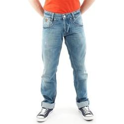 textil Herre Lige jeans Guess Outlaw M21068D0EY2 STNY blue