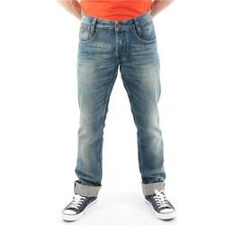 textil Herre Lige jeans Guess Outlaw M22068D0EW1 LINI blue